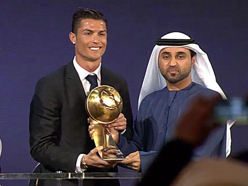 Cristiano Ronaldo, el mejor