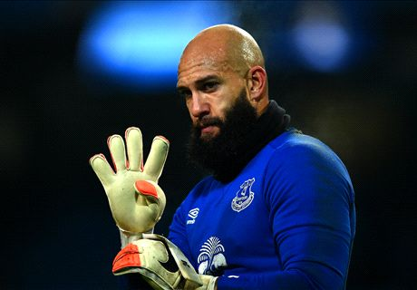 Howard's return a boost for Everton