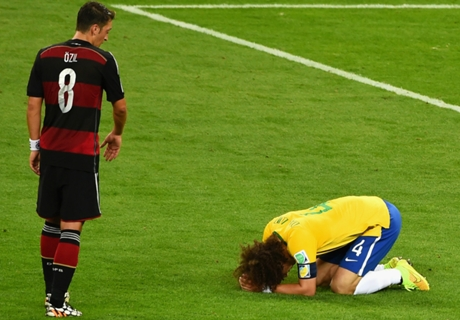Brazil moving forward after Germany defeat