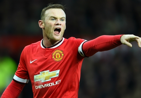 Ini Alasan Rooney & Mata Absen Lawan Cambridge