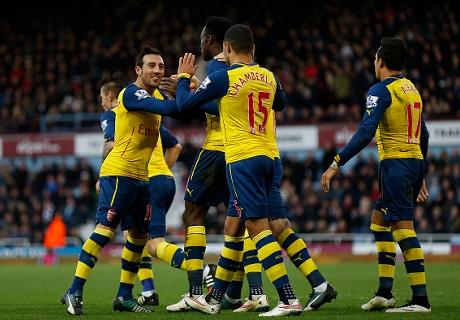 Arsenal va por la recuperación