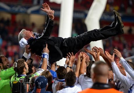 Bale Sebut Ancelotti Istimewa