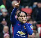 Falcao 'comfortable' at Man Utd