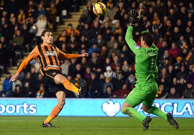 Hull City 2-0 Everton: Toffees slump to fourth straight defeat