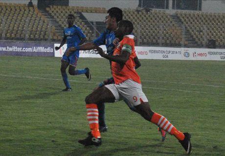 LIVE: Dempo v Sporting Clube de Goa