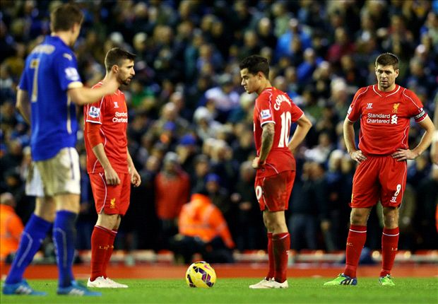 Liverpool 2-2 Leicester: La valentía de los Foxes tuvo su premio
