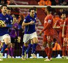 Inglês: Liverpool 2x2 Leicester