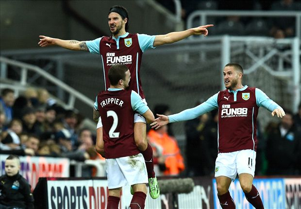 Newcastle United 3-3 Burnley: Boyd earns point as thriller ends in draw