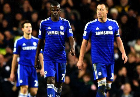 Premier, 20ª - Tracollo del Chelsea