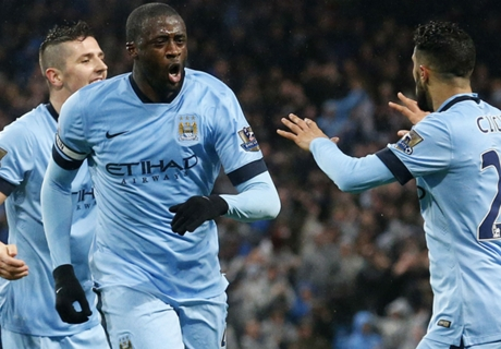 Inter plotting Yaya Toure move - Mancini