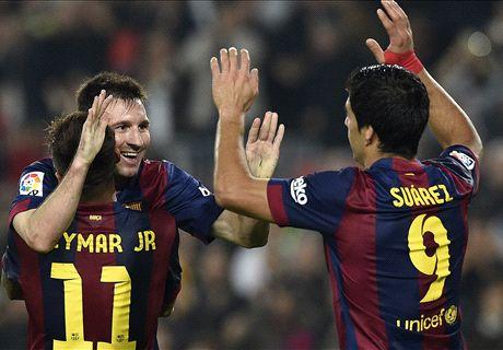 Messi, Neymar & Suarez are divas - Ballack