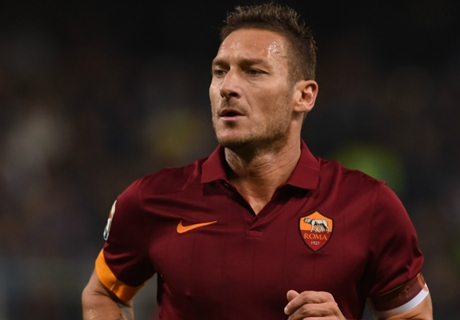 The title race is far from over - Totti