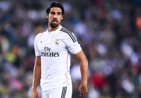 Khedira to return to Madrid training