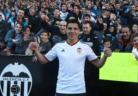 Perez revels in 'dream' Valencia debut
