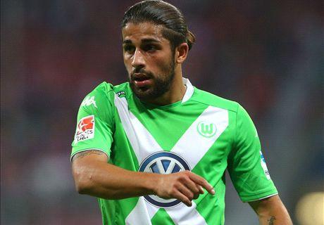 Rodriguez hofft auf Titel mit Wolfsburg