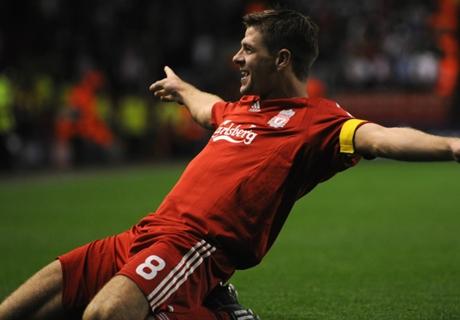 Steven Gerrard fichará por L.A. Galaxy
