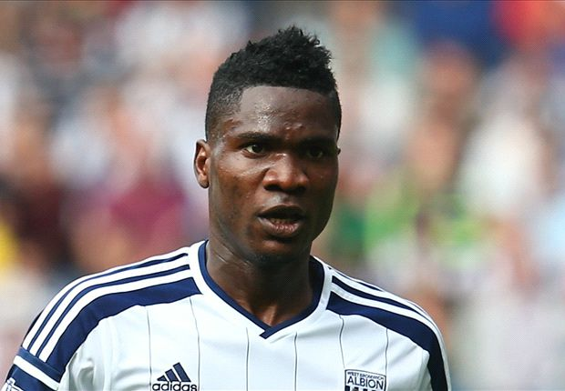 Tony Pulis urges Ideye to stay positive