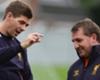 Rodgers: Door always open for Gerrard