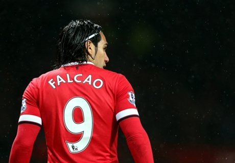 ¿Falcao debe irse del United?