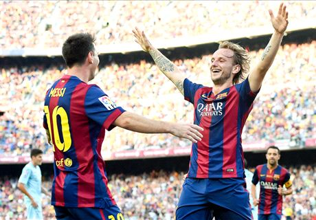 Rakitic: Messi can be the best for years