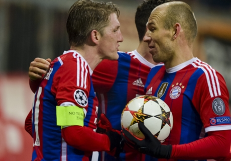 Bayern will win the treble - Trapattoni