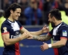 Lavezzi, Cavani banned for two games