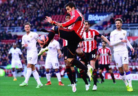 Match Report: Sunderland 1-0 Leeds