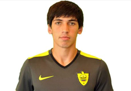 Anzhi player shot dead