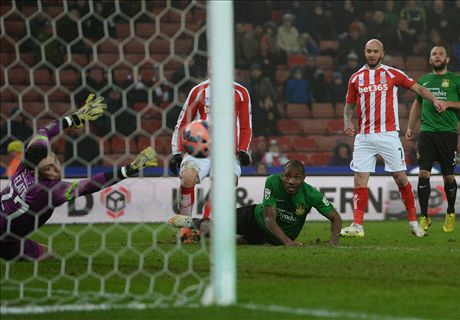 Stoke City 3-1 Wrexham: Late surge