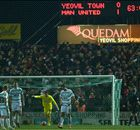 Yeovil 0-2 Man Utd: Upset avoided