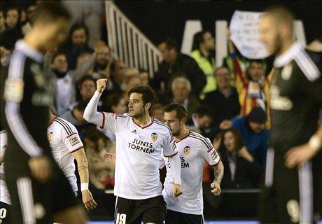 Real Madrid no alcanzará a Coritiba
