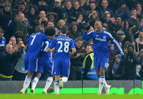 Chelsea quiere seguir en lo más alto