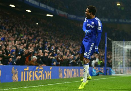 TEAM NEWS: Remy for Costa, Cesc out