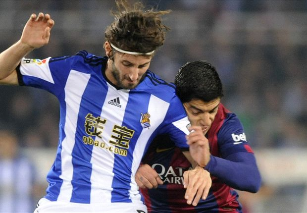 Real Sociedad 1-0 Barcelona: Blaugrana blow chance to go top