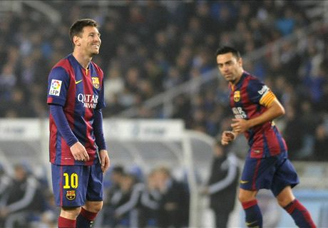 Xavi: Zero importance in Messi row