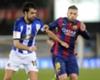 Un autogol de Alba tumbó al Barça