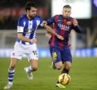La Liga: Barca verliert erneut im Anoeta