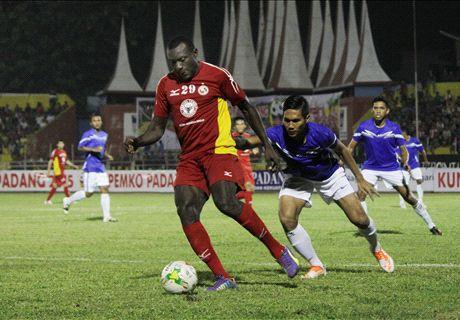 Semen Padang Gagal Ke Final Piala Wali Kota