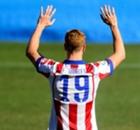 Torres als held onthaald bij Atlético Madrid