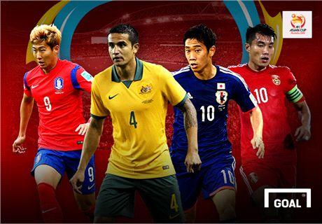 Bekijk de Azië Cup live!