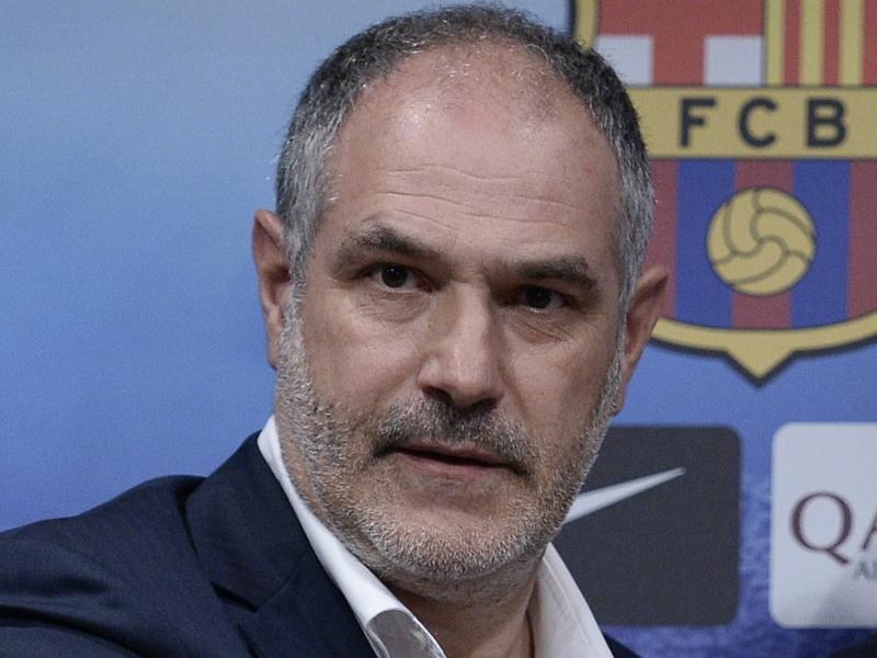 """Barça, Zubizarreta : """"Pas l'avocat de Ter Stegen"""""""