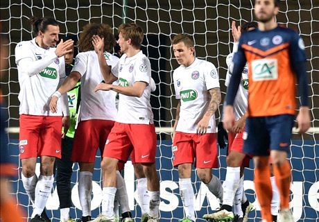 Report: Montpellier 0-3 PSG