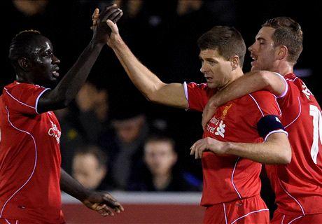Report: AFC Wimbledon 1-2 Liverpool