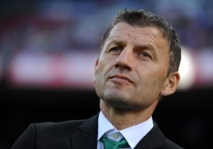 Hat Cristiano Ronaldo für seinen Ausraster kritisiert: Cordoba-Coach Miroslav Djukic