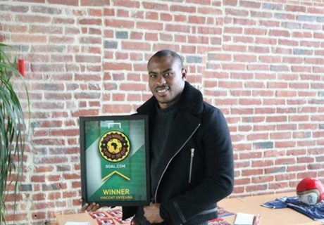 Why Enyeama was the only choice