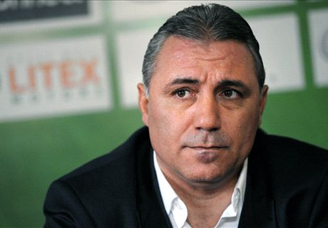 Madrid should stick to basketball - Stoichkov