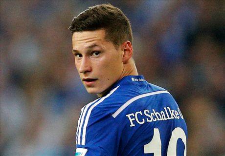Schalke laat Draxler niet vertrekken