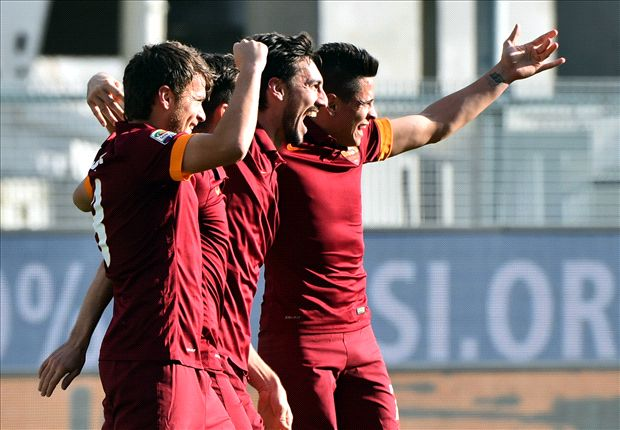 Udinese 0-1 Roma: Controversial Astori goal sends Giallorossi level with Juve