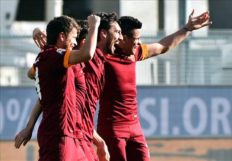 Serie A: Palermo - Roma