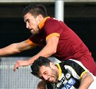 SCOUTING REPORT: Strootman on the road to recovery